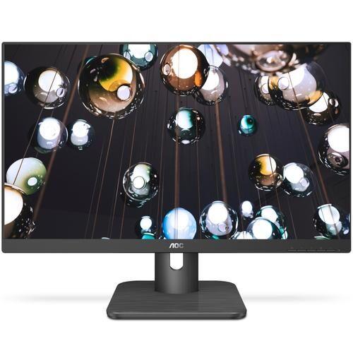 """AOC Essential-line 24E1Q écran plat de PC 60,5 cm (23.8"""") Full HD LED Mat Noir"""