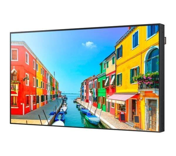 """SAMSUNG OM46D-W - 46"""" - utilisation commerciale Ecran plat LCD à rétroéclairage LED - 1080p (FullHD)"""