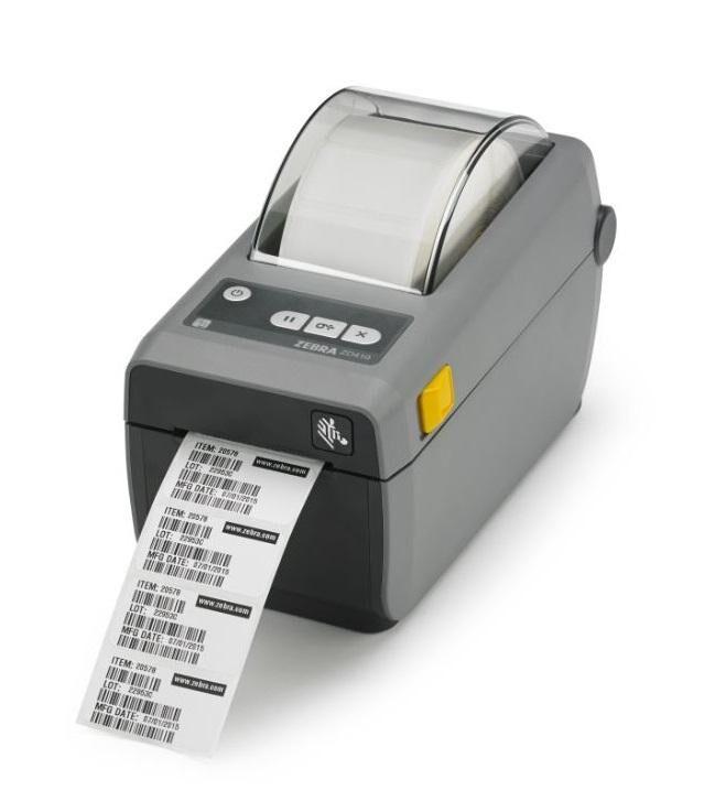 ZEBRA ZD410 imprimante pour étiquettes Thermique directe 203 x 203 DPI