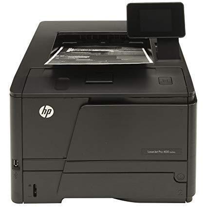 HP Imprimante laser monochrome Laserjet Pro 400 M401dn