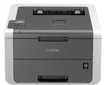BROTHER HL-3140CW Couleur 2400 x 600DPI A4 Wifi Noir, Ivoire imprimante laser et LED