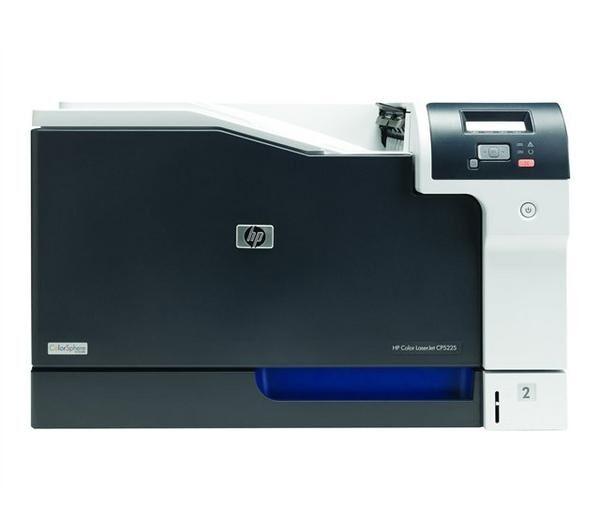 HP Imprimante Laser Couleur Color LaserJet Professional CP5225n réseau A3