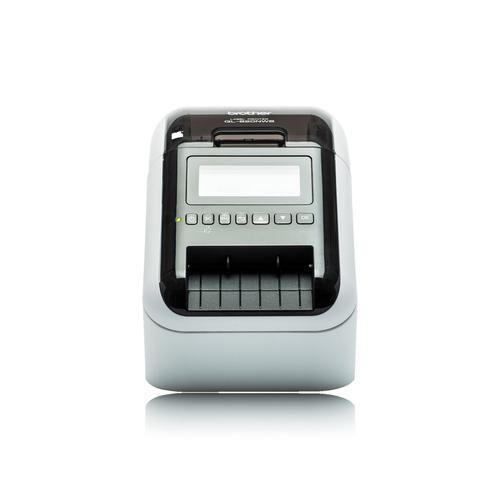 BROTHER QL-820NWB Thermique directe Couleur 300 x 600DPI imprimante pour étiquettes