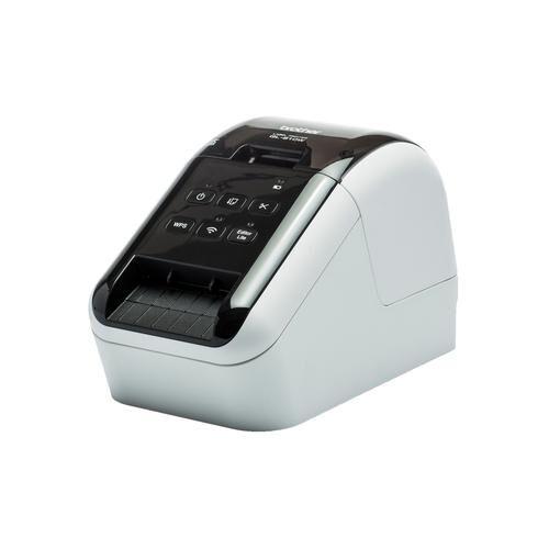 BROTHER QL-810W Thermique directe Couleur 300 x 600DPI imprimante pour étiquettes