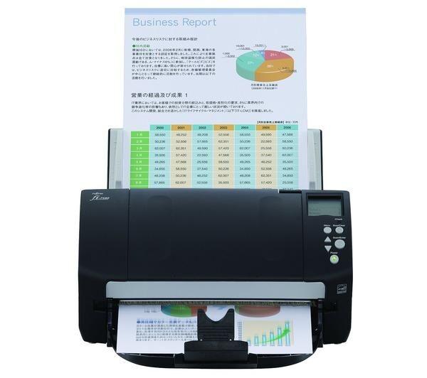 FUJITSU Scanners FI-7180