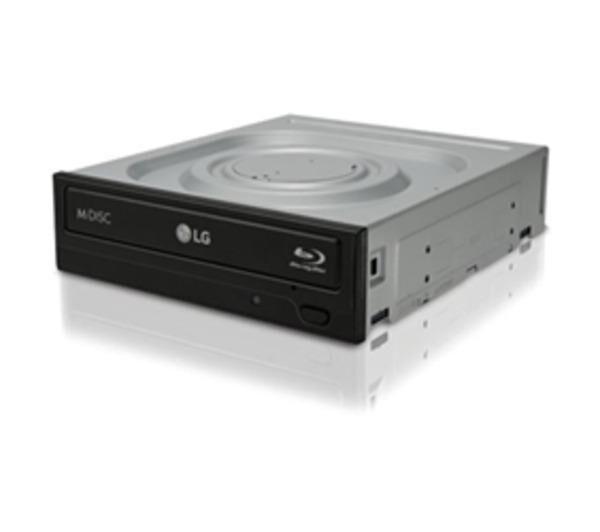 """LG BH16NS55 - Lecteur de disque - BDXL Writer - 16x2x12x - Serial ATA - interne - 5.25"""""""