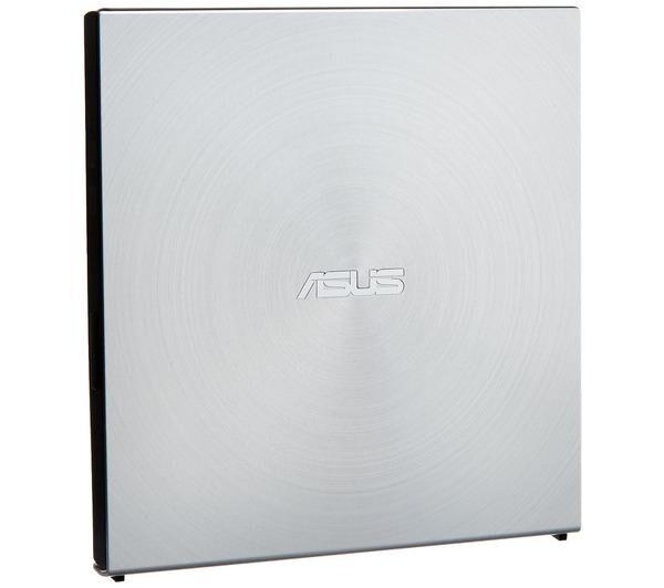 ASUS Graveur DVD externe SDRW-08U5S Retail USB 2.0 argent