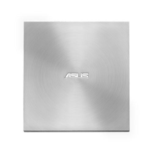 ASUS ZenDrive U7M SDRW-08U7M-U - Lecteur de disque - DVD±RW (±R DL) / DVD-RAM - 8x/8x/5x - USB 2.0 - externe - argenté(e)