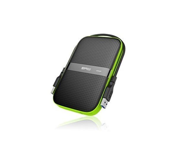 """SILICON POWER Armor A60 1To Portable Disque dur externe portable 2.5"""" USB 3.0. Résistant aux chocs."""