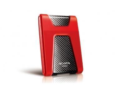 A-DATA ADATA DashDrive Durable HD650 3.0 (3.1 Gen 1) 1000Go Rouge