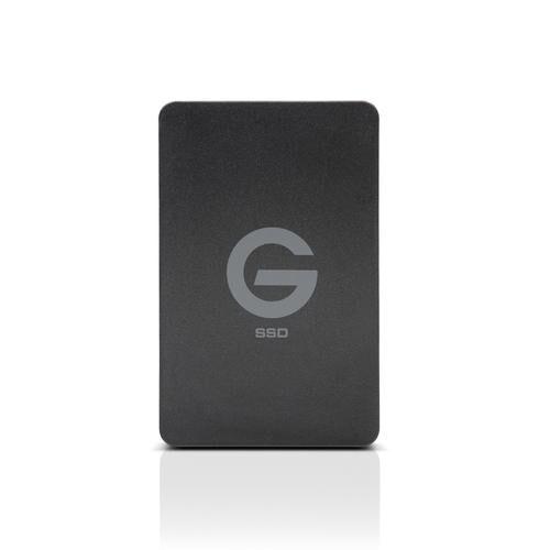 G-TECHNOLOGY G-DRIVE ev RaW disque dur externe 500 Go Noir