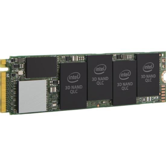 INTEL Consumer SSD 660p disque SSD M.2 512 Go PCI Express 3.0 3D2 QLC NVMe