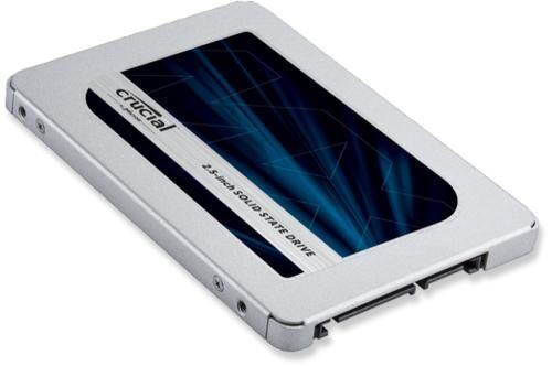 """CRUCIAL MX500 2000 Go Série ATA III 2.5"""""""