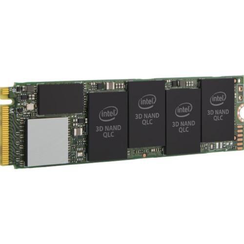 INTEL Consumer SSD 660p 512 Go PCI Express 3.0 M.2