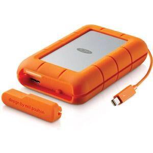 LACIE Rugged Thunderbolt/USB3.0 4To