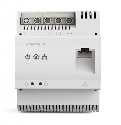 DEVOLO 9567 Adaptateur réseau CPL 1200 Mbit/s Ethernet/LAN Wifi Blanc 1 pièce(s)