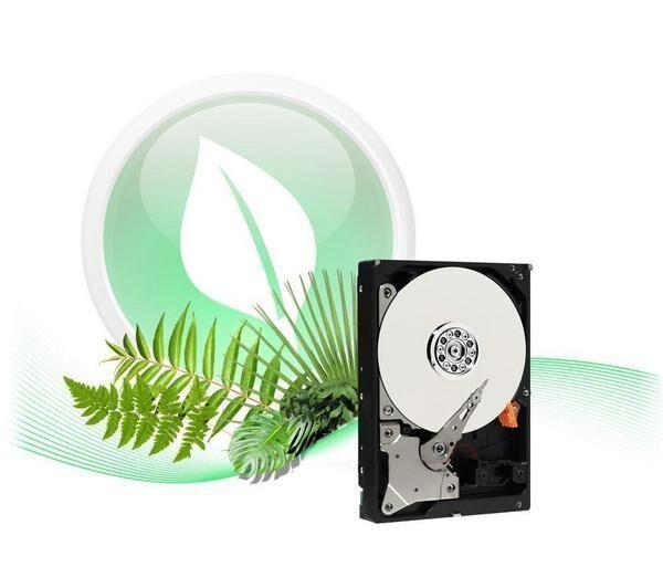 """WD Disque dur interne Caviar Green 3.5"""" - 500 Go (WD5000AZRX)"""