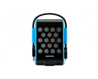 A-DATA ADATA 1TB HD720 1000Go Noir, Bleu disque dur externe