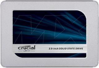 """CRUCIAL MX500 250 Go Série ATA II 2.5"""""""