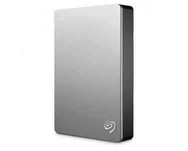SEAGATE Backup Plus Portable USB Type-A 3.0 (3.1 Gen 1) 5000Go Argent