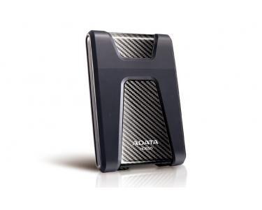 A-DATA ADATA DashDrive Durable HD650 3.0 (3.1 Gen 1) 1000Go Noir