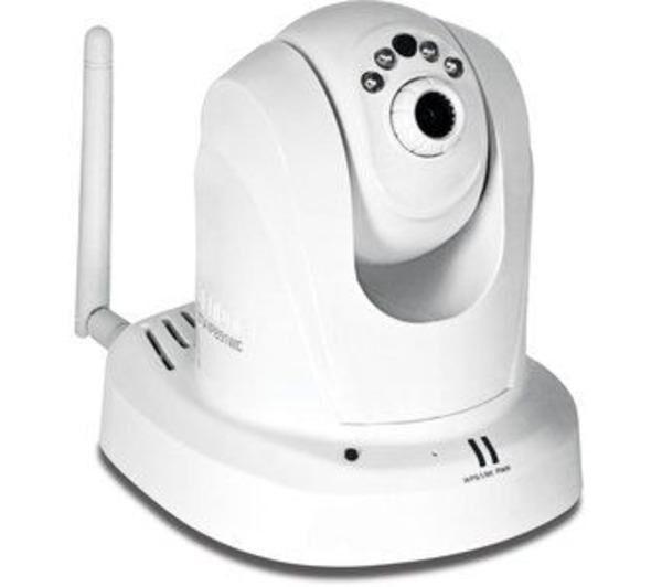 TRENDNET Caméra IP VGA jour / nuit (Ethernet / Wi-Fi N)