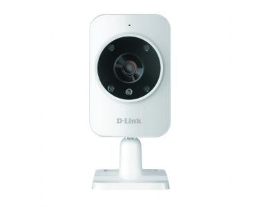 D-LINK Home Monitor HD IP security camera Intérieur Boîte Blanc