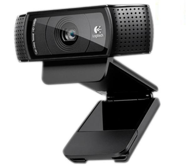 LOGITECH Webcam HD Pro Webam C920