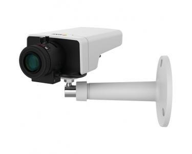 AXIS M1124 IP security camera Boîte Blanc