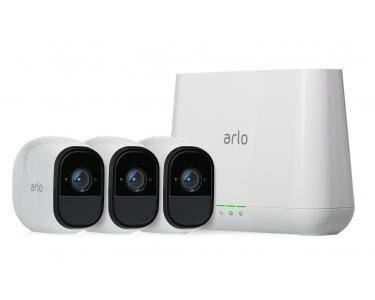 NETGEAR Arlo Pro Avec fil &sans; fil kit de vidéo-surveillance