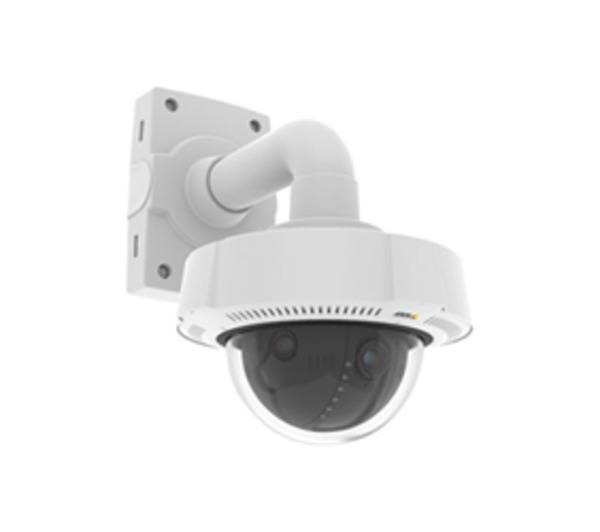 AXIS Q3709-PVE - Caméra de surveillance réseau - dôme - extérieur - inviolable / à l'épreuve des intempéries