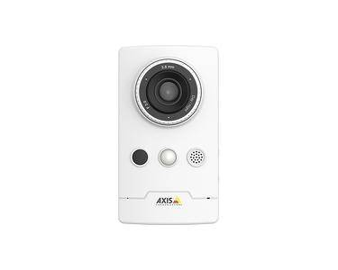 AXIS COMPANION CUBE LW IP security camera Intérieur Cube Blanc