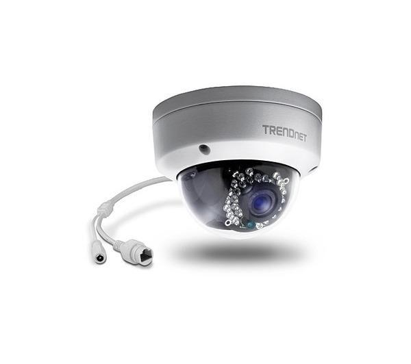 TRENDNET Caméra réseau dôme IR HD (TV-IP321PI)