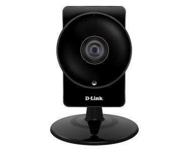 D-LINK DCS-960L Intérieur Noir caméra de sécurité