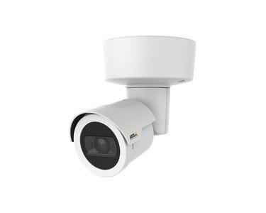 AXIS COMPANION BULLET LE IP security camera Extérieur Cosse Blanc