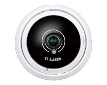 D-LINK DCS-4622 IP security camera Intérieur Dome Noir, Blanc caméra de sécurité