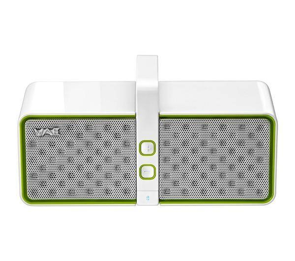 HERCULES Enceinte nomade Bluetooth pour Android BT03 Blanc-Accessoires MP3