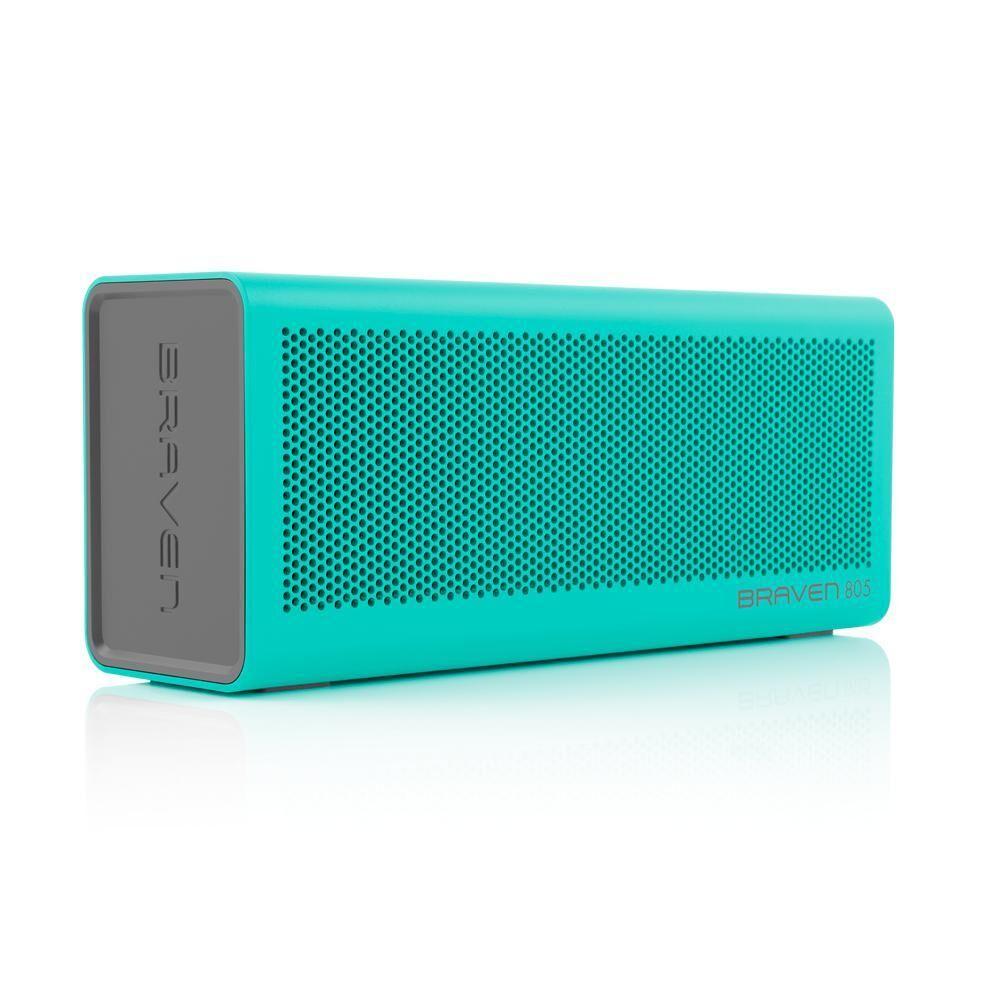 BRAVEN 805 Bluetooth Vert d'eau-Gris
