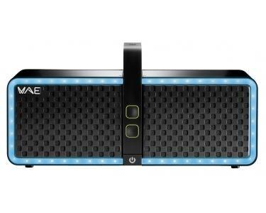HERCULES WAE NEO Stereo portable speaker 15W Autres Noir