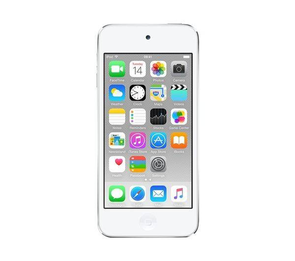 APPLE IPod Touch Argent 32GB 6e Generation MKHX2FD/A?AT