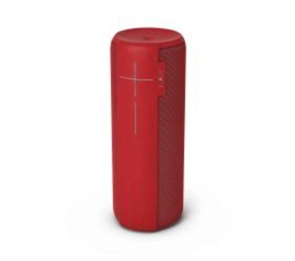 LOGITECH UE MEGABOOM - Haut-parleur - pour utilisation mobile - sans fil - rouge lave