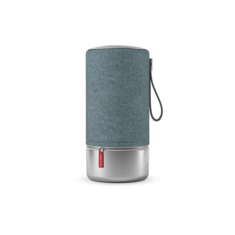 LIBRATONE ZIPP Copenhagen 100 W Mono portable speaker Bleu, Argent