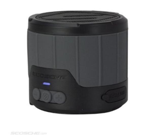SCOSCHE Haut-parleur sans fil BOOMBOTTLE MINI noir