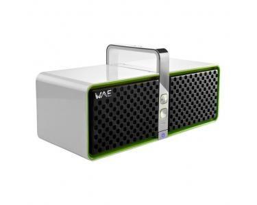 HERCULES BTP05 Stereo 15W standard Vert, Gris