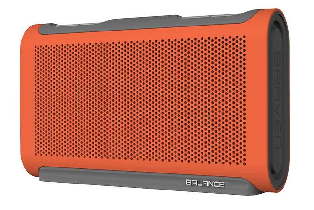 BRAVEN Balance Bluetooth Orange-Gris