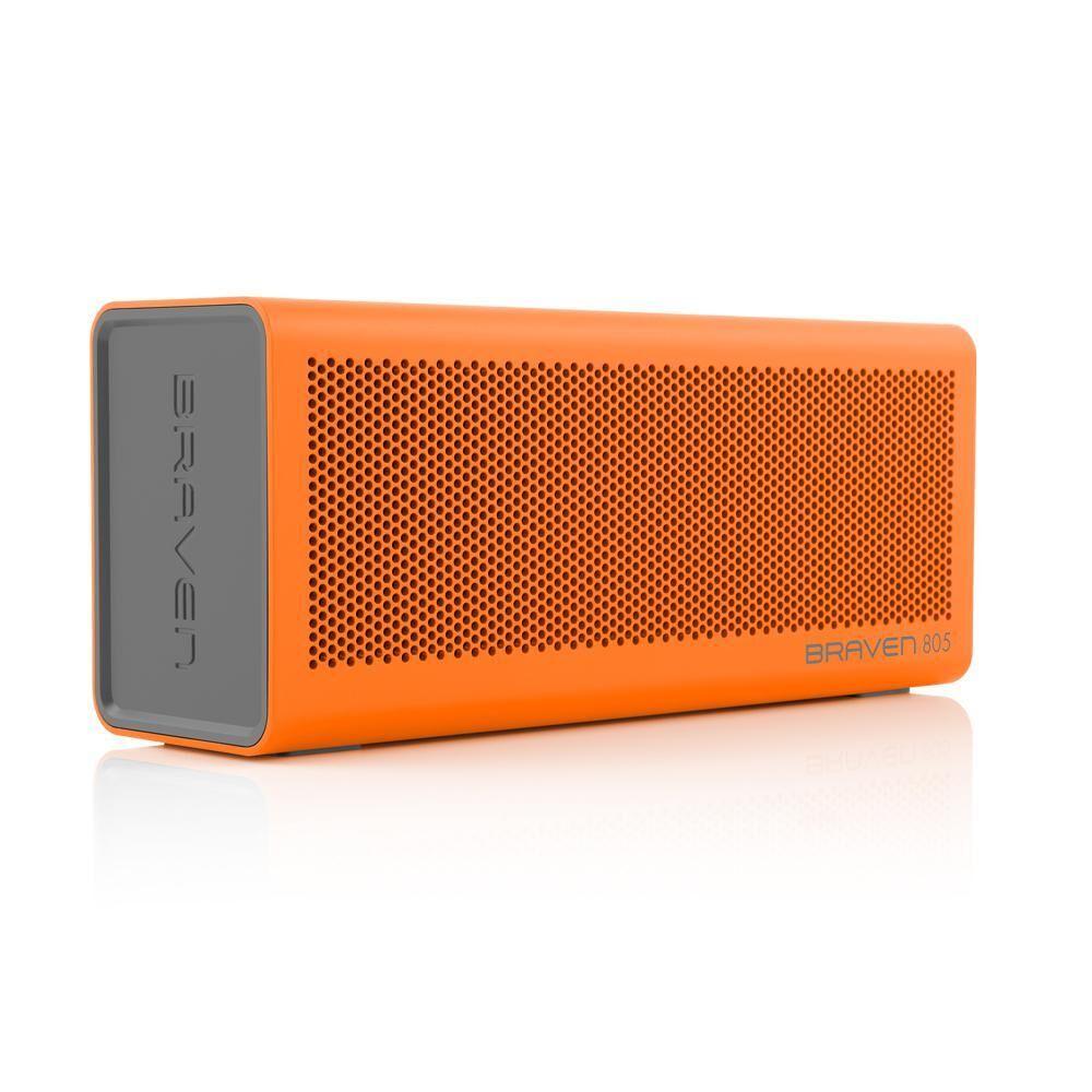 BRAVEN 805 Bluetooth Orange-Gris