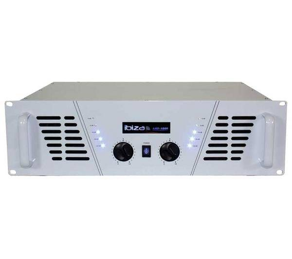 IBIZA Amplificateurs AMP 1000 WH