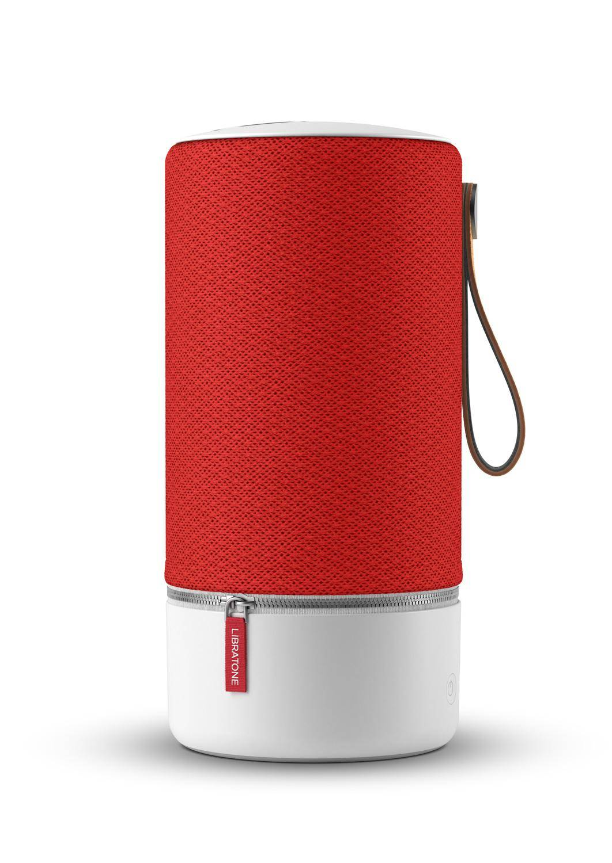 LIBRATONE Zipp 100 W Rouge, Blanc