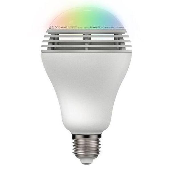 MIPOW PLAYBULB Colour Bluetooth Smart LED Speaker