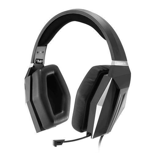 GIGABYTE Force H5 Binaural Bandeau Noir Casque audio